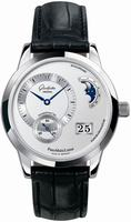 Glashutte PanoMaticLunar Mens Wristwatch 90-02-02-02-04