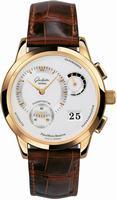 Glashutte PanoMaticReserve Mens Wristwatch 90-03-01-01-04