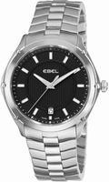 Ebel Classic Sport Mens Wristwatch 9020Q41.153450