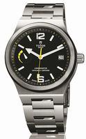 Tudor North Flag Automatic Mens Wristwatch 91210N-BKSS