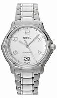 Ebel 1911 XL Big Date Mens Wristwatch 9125241.10665P