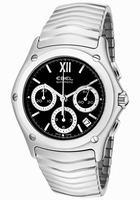 Ebel Classic Wave Mens Wristwatch 9126F41/3325