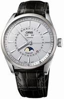 Oris Artix Complication Mens Wristwatch 915.7643.4051.LS