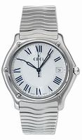Ebel Classic Wave Mens Wristwatch 9187151.26125