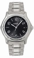 Ebel 1911 XL Quartz Mens Wristwatch 9187251.15567