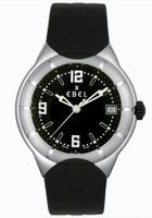 Ebel Type E Mens Wristwatch 9187C41/56C3560