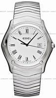 Ebel Classic Automatic XL Mens Wristwatch 9255F41-0125