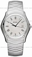Ebel Classic Automatic XL Mens Wristwatch 9255F41-6125