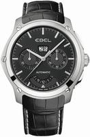 Ebel Classic Hexagon Chronograph Mens Wristwatch 9305F71-5335145GS