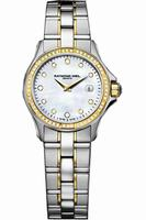 Raymond Weil Parsifal Ladies Wristwatch 9460-SGS-97081