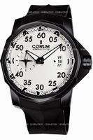 Corum Admirals Cup Black Competition 48 Mens Wristwatch 947.931.94-0371.AA52