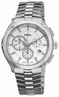 Ebel Classic Sport Chronograph Mens Wristwatch 9503Q51.163450