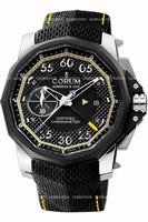Corum Admirals Cup Seafender 48 Chrono Centro Mens Wristwatch 960.101.04-0231-AN14