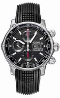 Ebel 1911 Discovery Chronograph Mens Wristwatch 9750L62.53B35606