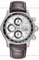 Ebel 1911 Discovery Chronograph Mens Wristwatch 9750L62.63B35P11