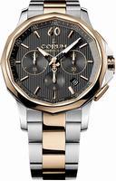 Corum Admirals Cup Legend 42 Chronograph Mens Wristwatch 984.101.24-V705-AN11