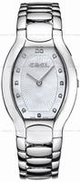 Ebel Beluga Tonneau Ladies Wristwatch 9901G31-99970