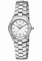 Ebel Classic Sport Womens Wristwatch 9953Q21-163450