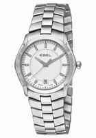 Ebel Classic Sport Womens Wristwatch 9954Q31-163450