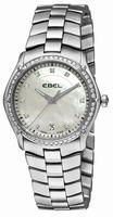 Ebel Classic Sport Grande Ladies Wristwatch 9954Q34.99450