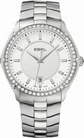 Ebel Classic Sport Mens Wristwatch 9955Q44.163450