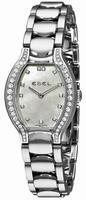 Ebel Beluga Tonneau Lady Ladies Wristwatch 9956P28.991050
