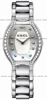 Ebel Beluga Tonneau Grande Ladies Wristwatch 9956P38.1991050