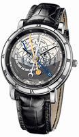 Ulysse Nardin Trilogy Set Limited Edition Mens Wristwatch 999-70