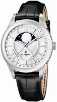 Perrelet Moonphase Mens Wristwatch A1039.6