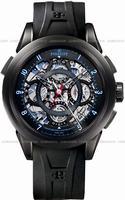 Perrelet Louis-Frederic Split-second Chronograph Rattrapante Mens Wristwatch A1045.1