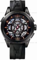 Perrelet Louis-Frederic Split-second Chronograph Rattrapante Mens Wristwatch A1045.3