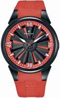 Perrelet Turbine Racing Mens Wristwatch A1047.6