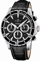 Perrelet Seacraft Chronograph Mens Wristwatch A1054.2