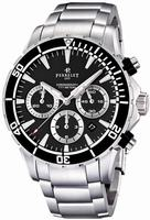 Perrelet Seacraft Chronograph Mens Wristwatch A1054.B