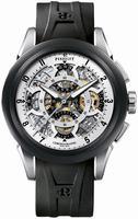 Perrelet Skeleton Chronograph Mens Wristwatch A1056.1