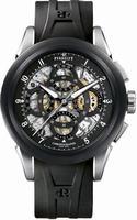 Perrelet Skeleton Chronograph Mens Wristwatch A1056.2