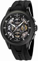 Perrelet Skeleton Chronograph Mens Wristwatch A1057.1