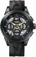 Perrelet Skeleton Chronograph Mens Wristwatch A1057.2
