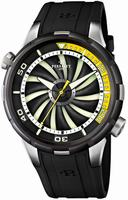 Perrelet Turbine Diver Mens Wristwatch A1067-2