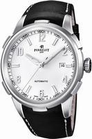 Perrelet CLASS-T 3 Hands Date Mens Wristwatch A1068.1