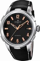 Perrelet Class-T 3 Hands Date Mens Wristwatch A1068.3