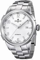 Perrelet CLASS-T 3 Hands Date Mens Wristwatch A1068.A