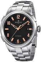 Perrelet Class-T 3 Hands Date Mens Wristwatch A1068.C