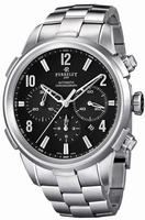 Perrelet CLASS-T Chrono Mens Wristwatch A1069.B