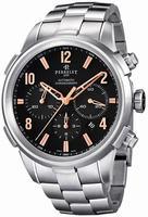 Perrelet CLASS-T Chrono Mens Wristwatch A1069.C