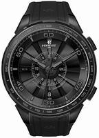 Perrelet Turbine Chronograph Mens Wristwatch A1079.1