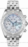 Breitling Chronomat Evolution Mens Wristwatch A1335611.A569-357A