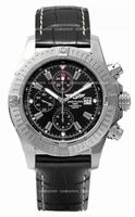 Breitling Super Avenger Mens Wristwatch A1337011.B907-761P