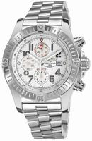 Breitling Super Avenger Mens Wristwatch A1337011.S699-135A