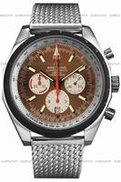 Breitling ChronoMatic 49 Mens Wristwatch A1436002.Q556-SS